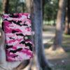 Pink Camo – Phone case