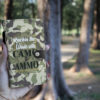 Awesome Camo & Ammo -Phone case