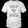 Cat Lovers – District Unisex Shirt