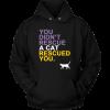 Cat Rescued – Unisex Hoodie