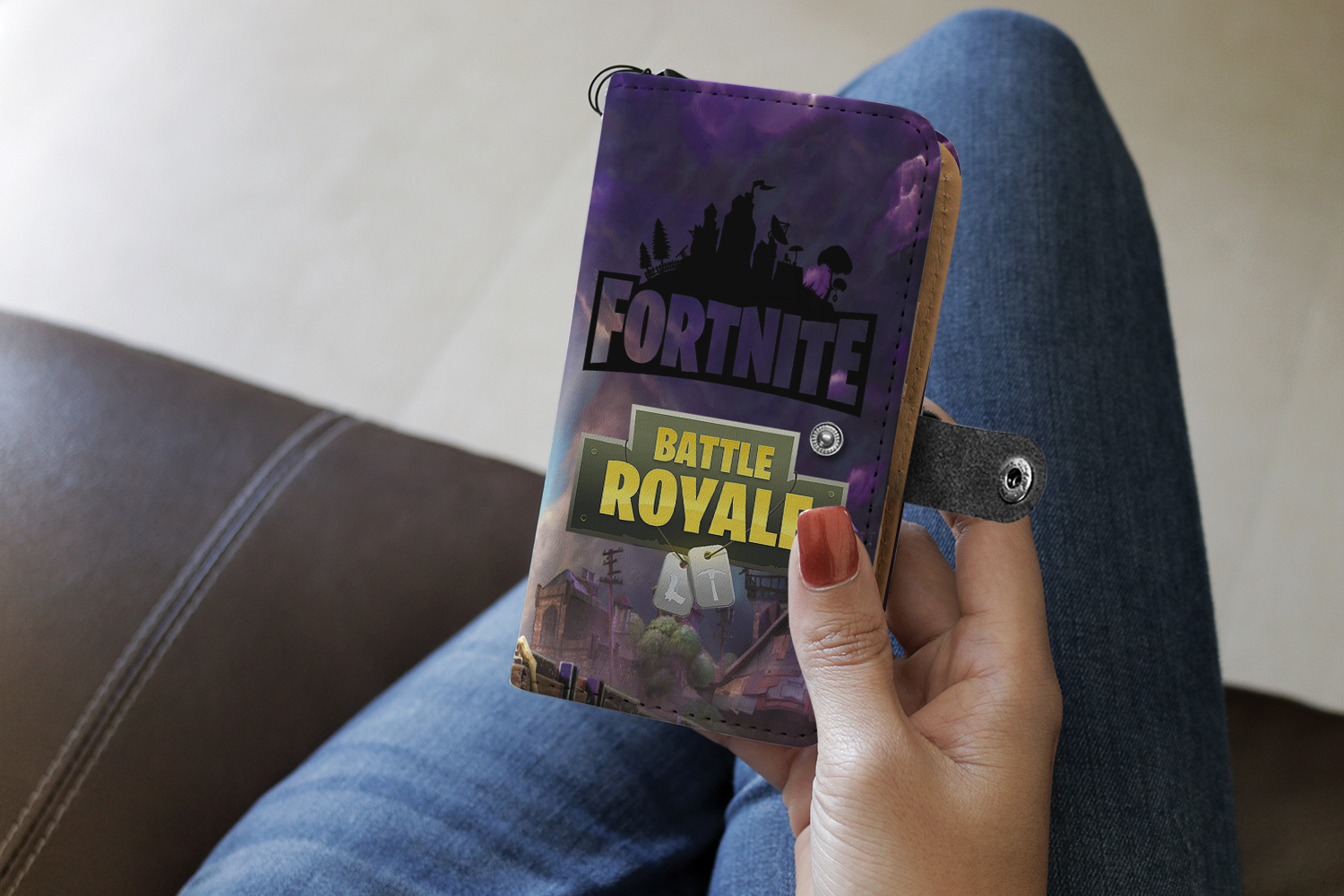 Awesome Fortnite Phone Wallet Case