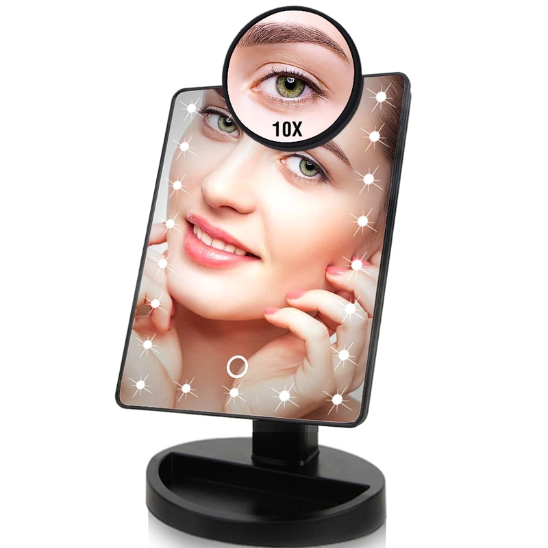 Makeup Vanity Mirror With 22 LED Lights