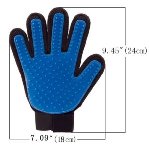 Pet Grooming Glove for Cats Brush Comb Cat Hackle Pet Deshedding Brush Glove for Animal Dog Pet Hair GloveS for Cat Dog Grooming 3