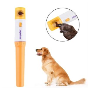 Electric Painless Pet Nail Clipper