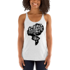 Black Lives Matter Women's Racerback Tank