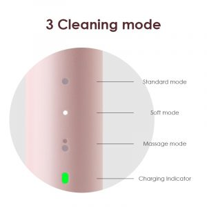 SOOCAS SO WHITE PINJING EX3 Sonic Electric Toothbrush for Xiaomi Mijia Ultrasonic Automatic Tooth Brush Rechargeable Waterproof 2